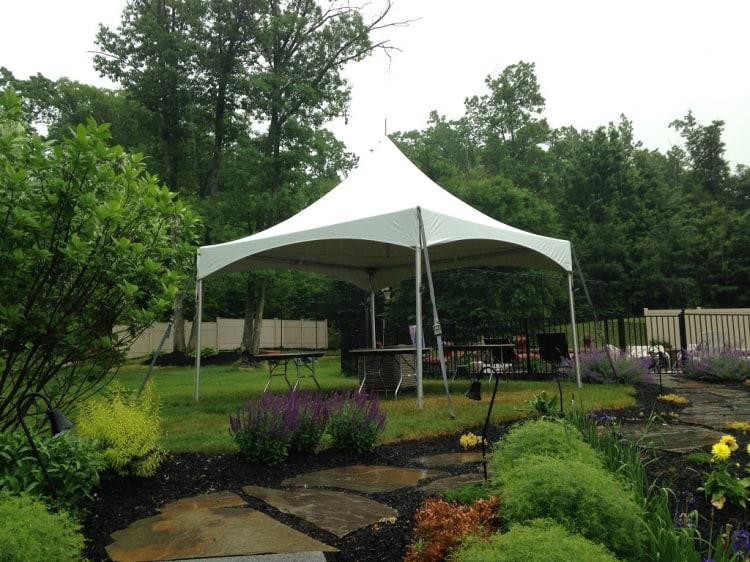 15x15 High Peak Frame Tent