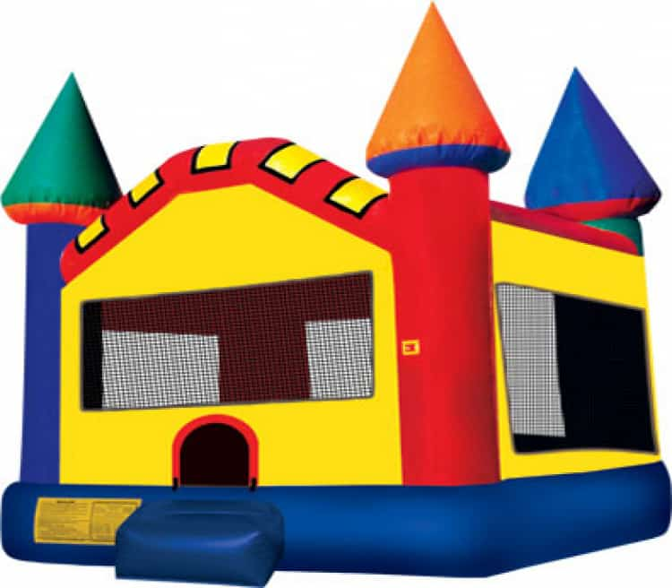 Castle 2 - 13ft x 14ft Medium Bounce House
