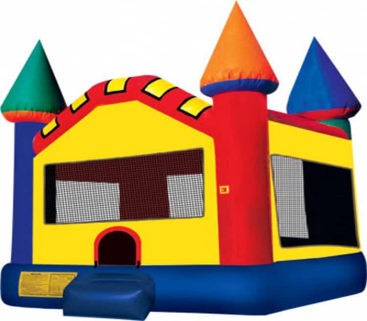 Castle 2 -15ft x 15ft Large Bounce House