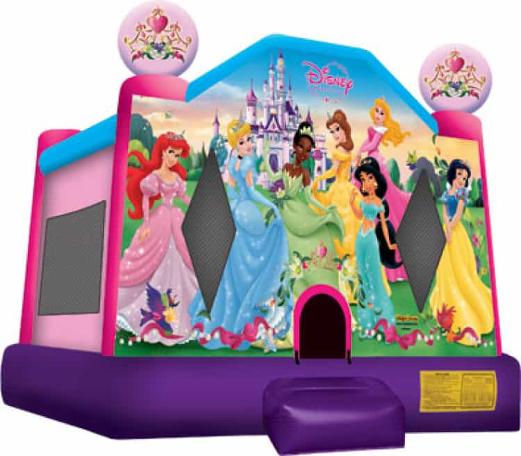Disney Princess 13ft x 14ft Medium Bounce House