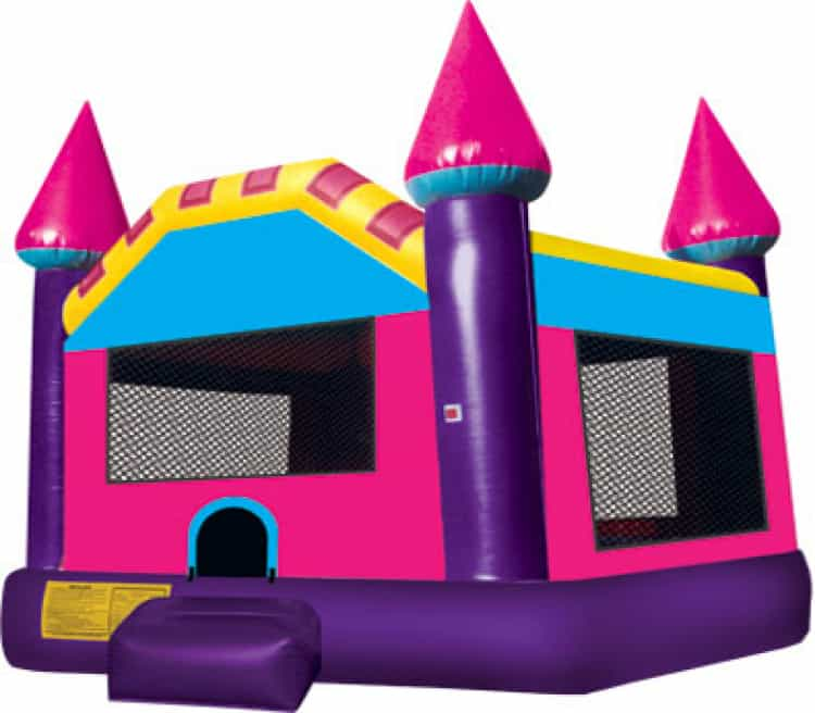 Dream Castle 15ft x 16ft Large Bounce House
