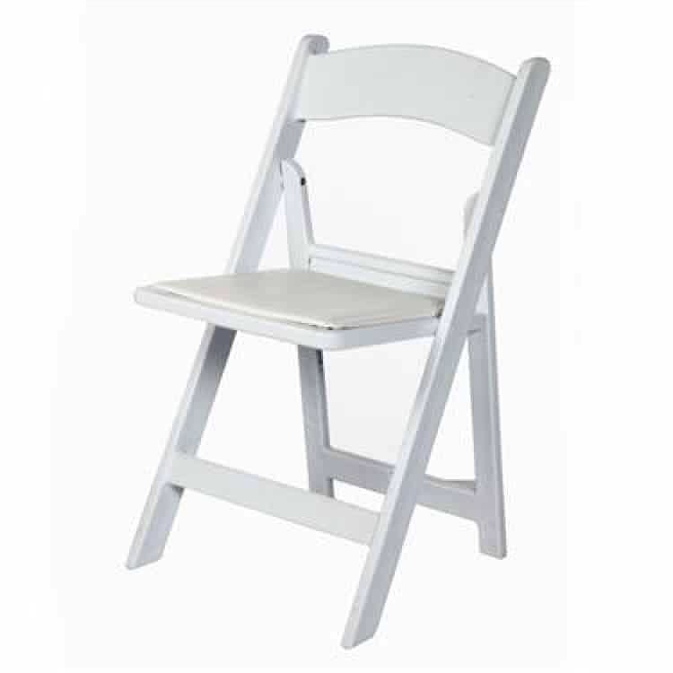 Garden Chairs White