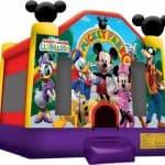Mickey Park 13ft x 14ft Medium Bounce House
