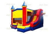 Bounce House Slide Combos