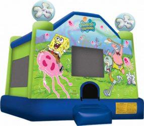 Sponge Bob 15ft x 16ft Large  Bounce House