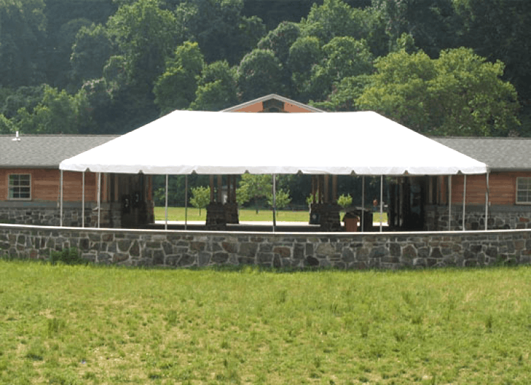 20x40 Traditional Frame Tent 3 Piece