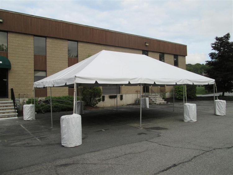Frame Tent Traditional
